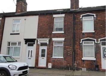 Thumbnail 3 bed terraced house to rent in Edward Street, Fenton, Stoke-On-Trent
