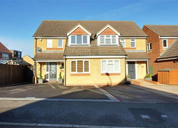 Thumbnail 3 bedroom semi-detached house for sale in Shambrook Road, Cheshunt, Waltham Cross
