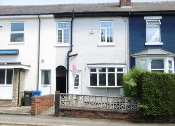 Thumbnail 2 bed terraced house to rent in Compton Street, Chesterfield