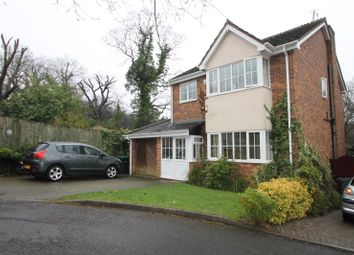 Thumbnail 4 bedroom detached house to rent in The Woodlands, Haden Hill, Cradley Heath, West Midlands