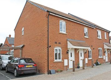 Thumbnail 2 bed semi-detached house for sale in Rookery Court, Didcot