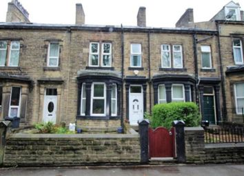 Thumbnail 4 bed terraced house for sale in Skipton Road, Keighley