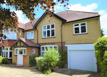 Thumbnail 6 bed detached house for sale in Battlefield Road, St.Albans