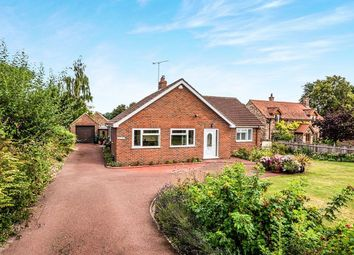 Thumbnail 3 bed bungalow for sale in Southside, Kilham, Driffield