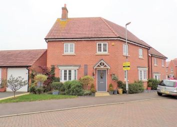 Thumbnail 4 bed detached house for sale in Ploughed Way, Kibworth Harcourt, Leicester, Leicestershire