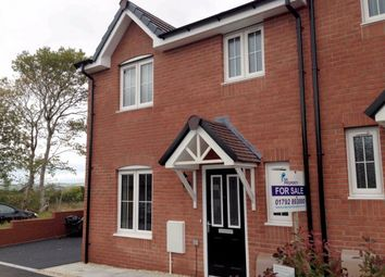 Thumbnail 3 bed semi-detached house for sale in Brynafon Road, Gorseinon, Swansea