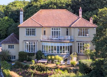 Thumbnail 5 bedroom detached house for sale in Yealm Road, Newton Ferrers, South Devon.