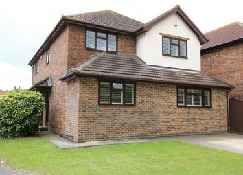 Thumbnail 4 bed detached house for sale in Prince William Avenue, Canvey Island, Essex