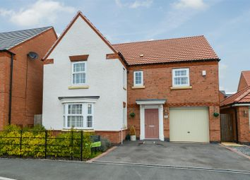 Thumbnail 4 bed detached house for sale in Harvest Drive, Cotgrave, Nottingham