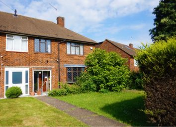 Thumbnail 3 bed semi-detached house for sale in Bostall Road, Orpington