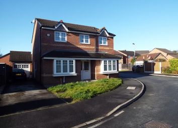 Thumbnail 4 bedroom detached house for sale in Bolbury Crescent, Swinton, Manchester, Greater Manchester