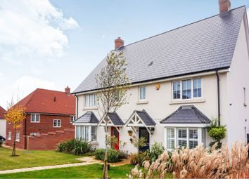 Thumbnail 3 bed semi-detached house for sale in Franklin Drive, Bishop's Stortford