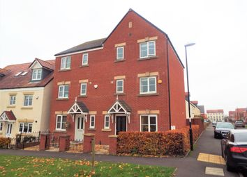 Thumbnail 4 bed town house to rent in Barnwell View, Herrington Burn, Houghton Le Spring