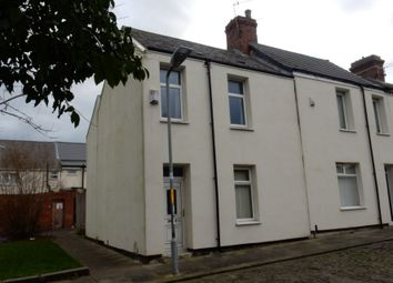 Thumbnail 2 bedroom end terrace house for sale in 16 Tweedy Street, Blyth, Northumberland