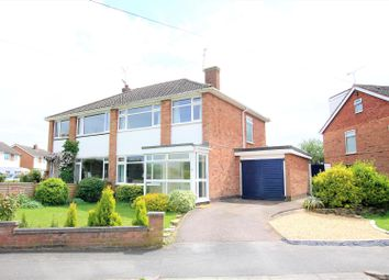 Thumbnail 3 bed semi-detached house for sale in Oakridge Road, Leamington Spa