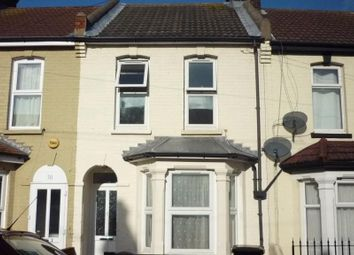 Thumbnail 3 bed terraced house to rent in Longfellow Road, Gillingham