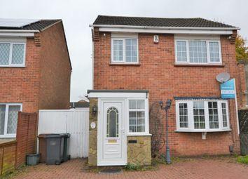 3 bed detached house for sale in Lundie Close, Stenson Fields, Derby DE24