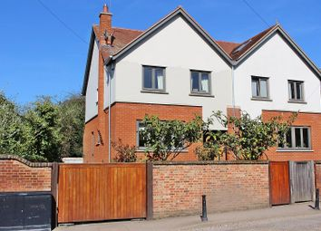 Thumbnail 4 bed semi-detached house for sale in Carlisle Avenue, St.Albans