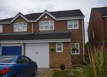 Thumbnail 3 bed semi-detached house to rent in Clemence Road, Dagenham, Essex