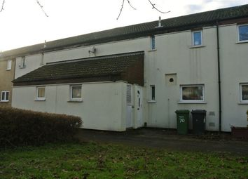 Thumbnail 3 bedroom terraced house for sale in Sheepwalk, Paston, Peterborough, Cambridgeshire
