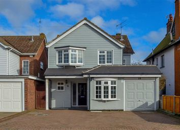 Thumbnail 4 bed detached house for sale in Burnham Road, Leigh-On-Sea, Essex