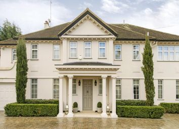 Thumbnail 7 bed property for sale in Roedean Crescent, London