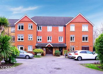 Thumbnail 1 bed flat for sale in Hart Dene Court, Bagshot, Surrey