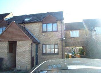 Thumbnail 1 bed flat to rent in Lanham Gardens, Quedgeley, Gloucester