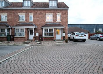 Thumbnail 4 bed town house for sale in Cherry Tree Walk, Knottingley