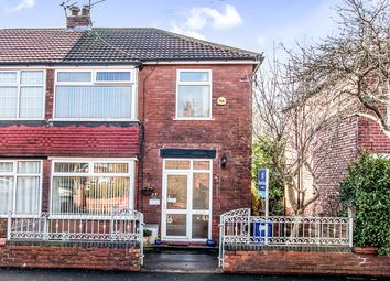 Thumbnail 3 bed semi-detached house for sale in The Circuit, Stockport