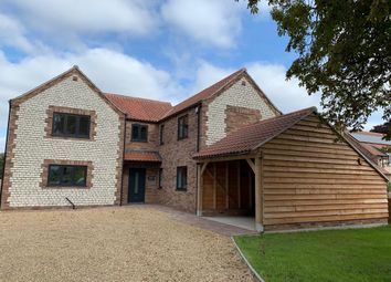 Thumbnail 4 bed detached house for sale in St Andrews Lane, Congham, King's Lynn