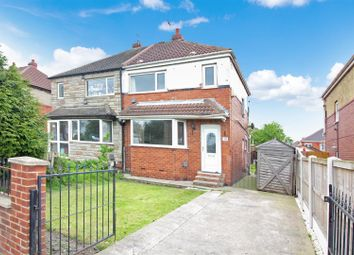 Thumbnail 2 bed semi-detached house for sale in Park Road, Castleford