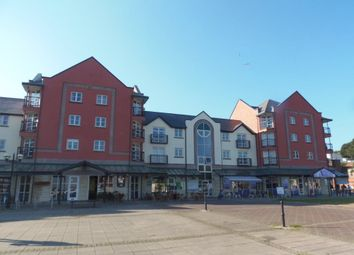 Thumbnail 2 bedroom flat to rent in Waterside, St. Thomas, Exeter