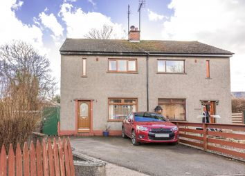 Thumbnail 2 bedroom semi-detached house for sale in Provost Square, Brechin