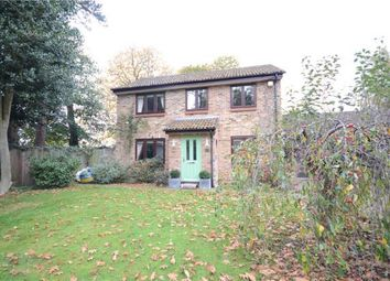 Thumbnail 4 bed detached house for sale in Forest End Road, Sandhurst, Berkshire
