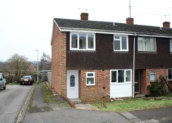 Thumbnail 3 bedroom end terrace house for sale in Donegal Close, Caversham, Reading, Berkshire