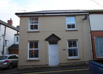 Thumbnail 2 bed end terrace house to rent in Bell Street, Talgarth, Brecon