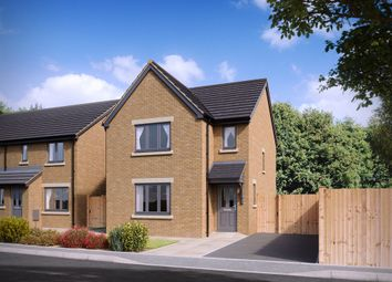 "Thumbnail 3 bed detached house for sale in ""The Hatfield"" at Warminster Road, Frome"