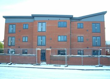 Thumbnail 1 bed flat to rent in Firth Crescent, Rossington, Doncaster