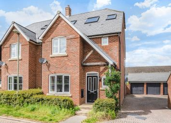 Thumbnail 4 bed semi-detached house for sale in Fairways, Kennington, Oxford