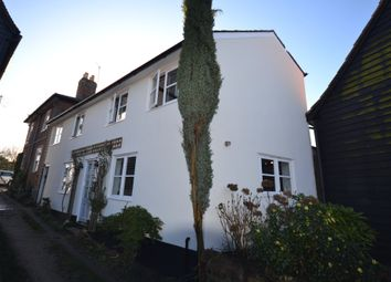 Thumbnail 2 bed end terrace house to rent in Blyths Lane, Wivenhoe, Colchester