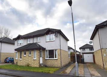 Thumbnail 3 bed semi-detached house for sale in Glenfield Grove, Paisley