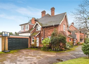 Thumbnail 4 bed semi-detached house for sale in London Road, Windlesham, Surrey