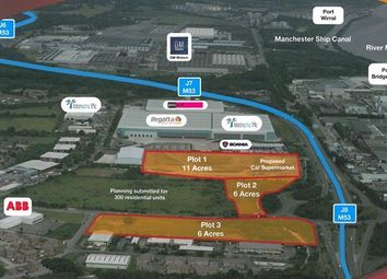 Thumbnail Land to let in Pioneer Business Park, North Road, Ellesmere Port, Cheshire