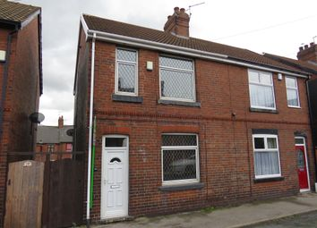 Thumbnail 3 bed semi-detached house for sale in Queens Road, Cudworth, Barnsley