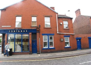Thumbnail 3 bed flat to rent in London Road, Carlisle, Cumbria