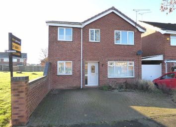 Thumbnail 5 bed detached house for sale in Heron Crescent, Sydney, Crewe