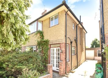 Thumbnail 3 bed semi-detached house for sale in Melthorne Drive, South Ruislip, Middlesex