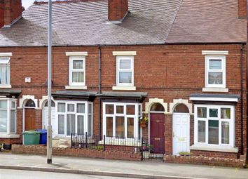 Thumbnail 2 bedroom terraced house for sale in Stafford Road, Cannock, Staffordshire