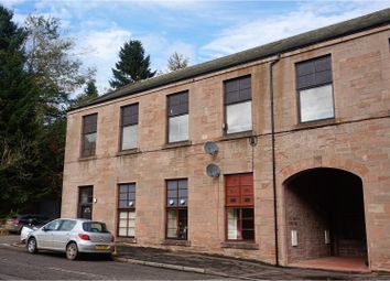 Thumbnail 1 bed flat for sale in Bamff Road, Alyth, Blairgowrie